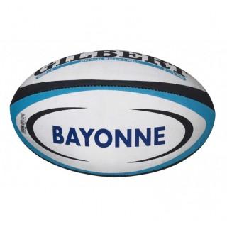 Authentique Ballon Rugby - Bayonne Mini Gilbert