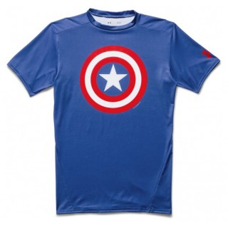 Achat Baselayer de compression - Captain America Under Armour