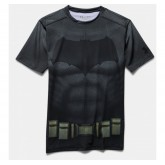 Solde Baselayer Rugby Enfant - Batman Under Armour
