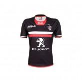 Maillot Rugby Adulte Stade Toulousain domicile 2016/2017 Noir Boutique