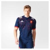 Maillot Rugby Enfant - France domicile 206/2017 Adidas Ventes Privées