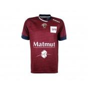Acheter Nouveau Maillot Rugby Enfant - Union Bordeaux Bègles domicile 2016/2017 Kappa En Ligne
