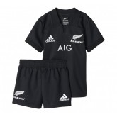 Maillot/Short Rugby - Ensemble Enfant All Blacks Adidas Vendre Alsace