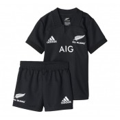 Maillot/Short Rugby - Ensemble Enfant All Blacks Adidas Vendre Alsace