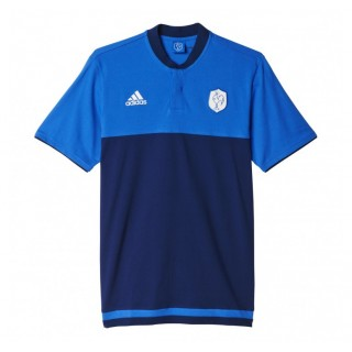 Polo Rugby Anthem Equipe de France Adidas Soldes France