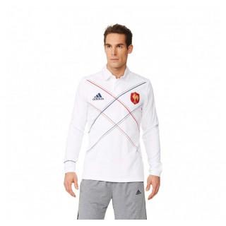 Polo Rugby - Equipe de France Adidas Commerce De Gros