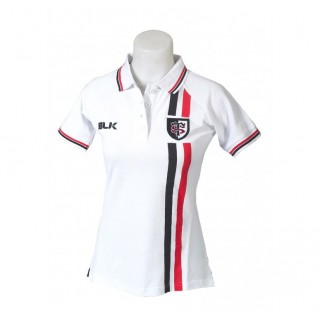 Collection Polo Rugby Stade Toulousain Noir Soldes