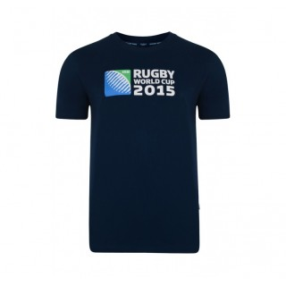 Tee-shirt - Logo Coupe du monde 2015 Canterbury Rabais