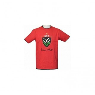 Mode Tee-shirt RCT - Rouge Holiprom