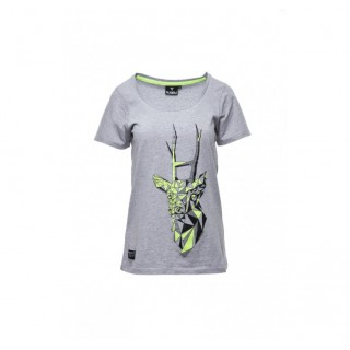 Tee-shirt Rugby Femme - Deer Rugby Division Lyon