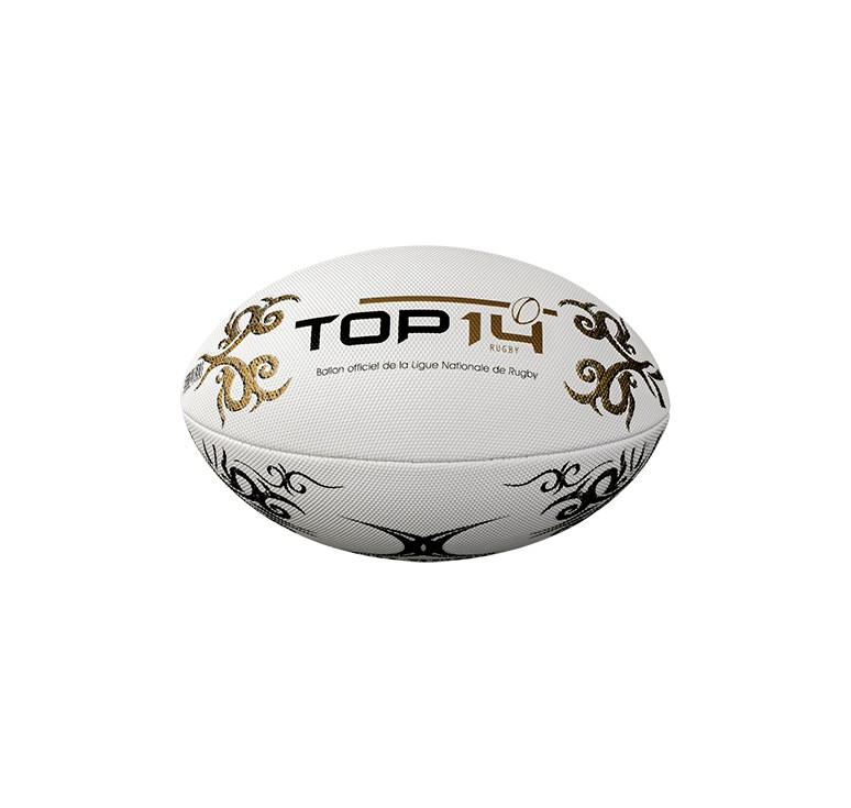 Ballon beach Rugby - TOP 14 Gilbert