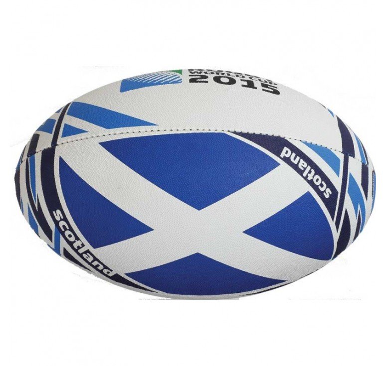Ballon - Flag Ecosse World Cup 2015 T5 Gilbert