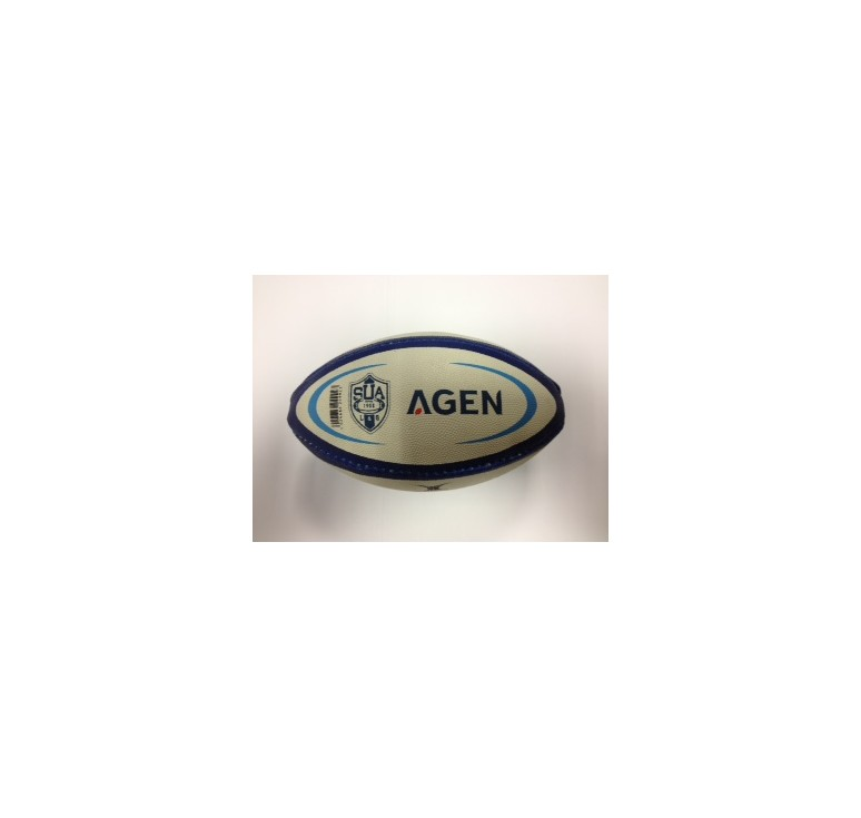 Ballon Rugby - Agen Mini Gilbert