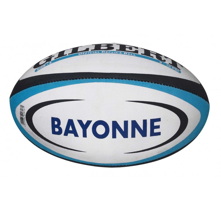 Ballon Rugby - Bayonne Mini Gilbert