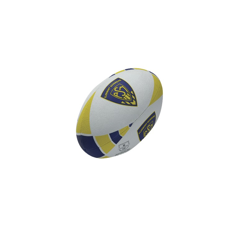 Ballon Rugby - Supporter ASM Clermont Auvergne T5 Gilbert