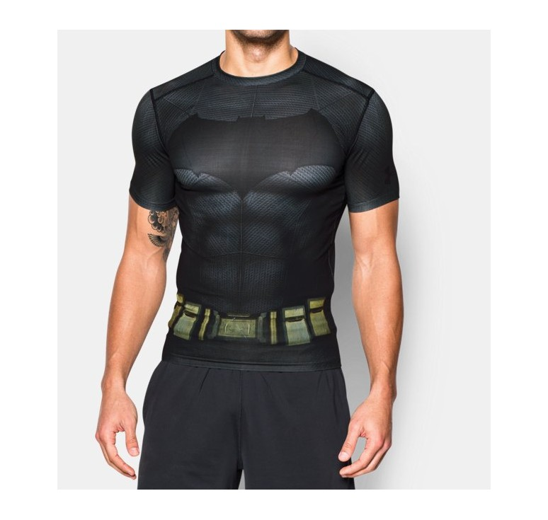 Baselayer de compression Adulte - Batman Under Armour