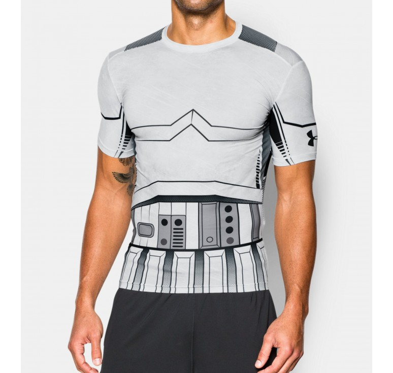 Baselayer de compression Adulte - Star Wars Trooper Under Armour