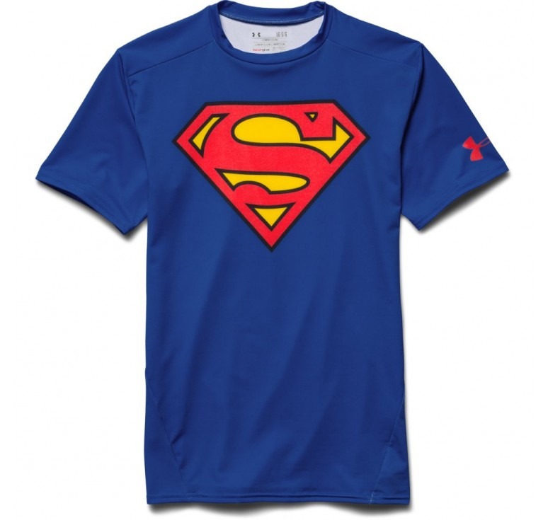 Baselayer de compression Superman Under Armour