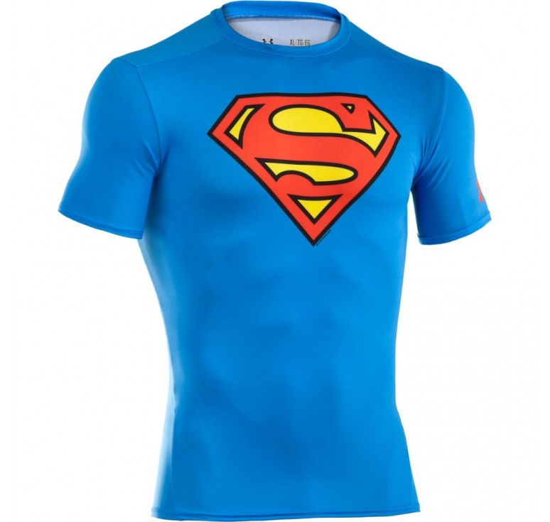 Baselayer Superman Under Armour