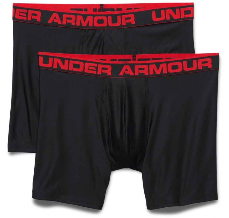 Boxer Rugby - Lot de 2 BoxerJock Original Series 15 cm Under Armour