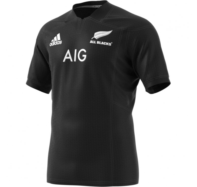 Maillot Rugby Adulte - All Blacks réplica domicile 2017 Adidas