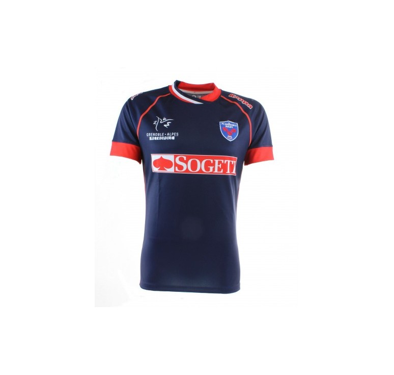 Maillot Rugby Adulte - FC Grenoble domicile 2016/2017 Kappa