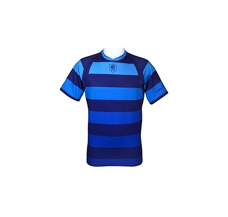Maillot Rugby homme - Rayé Ultra Petita