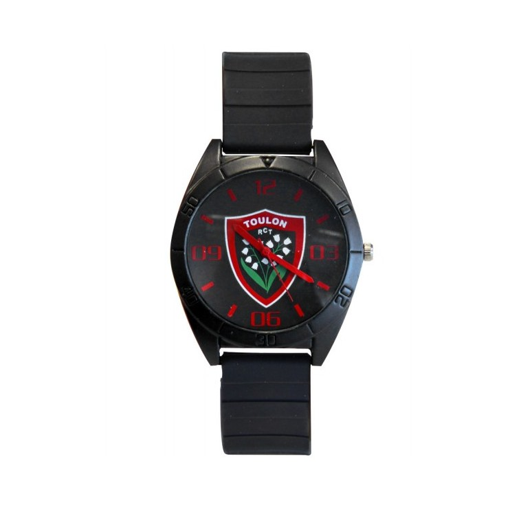Montre Rugby - Rugby Club Toulonnais RCT