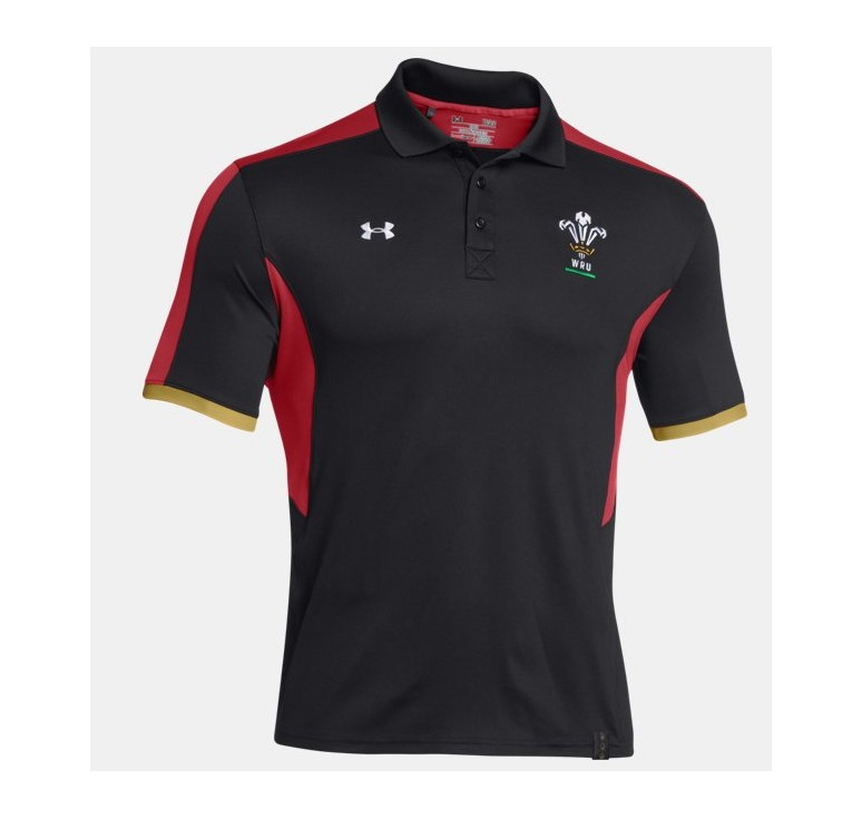 Polo Rugby Adulte - Pays de Galles Under Armour