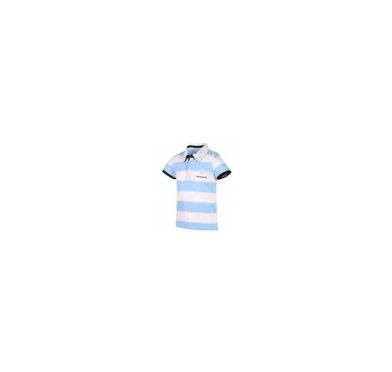 Polo Rugby Enfant - Racing 92 - Racing 1882