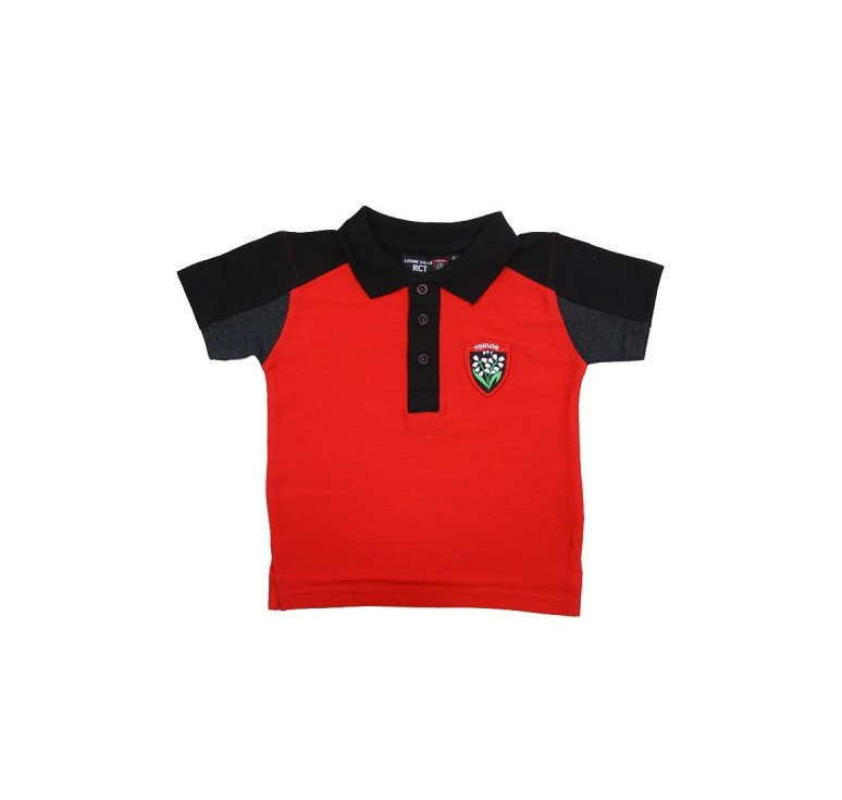 Polo Rugby Enfant - Rugby Club Toulonnais RCT