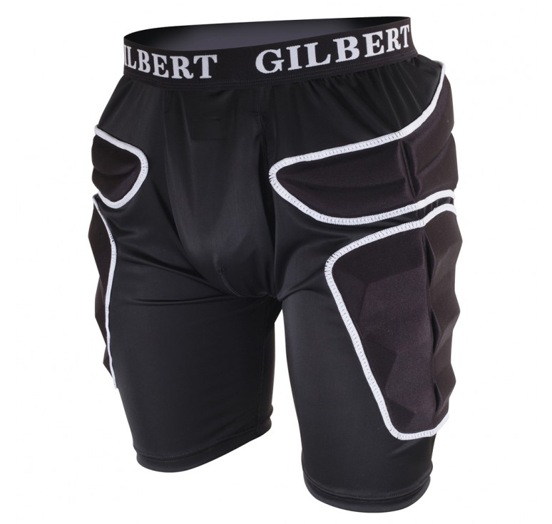 Short de protection Rugby Pro Training Gilbert