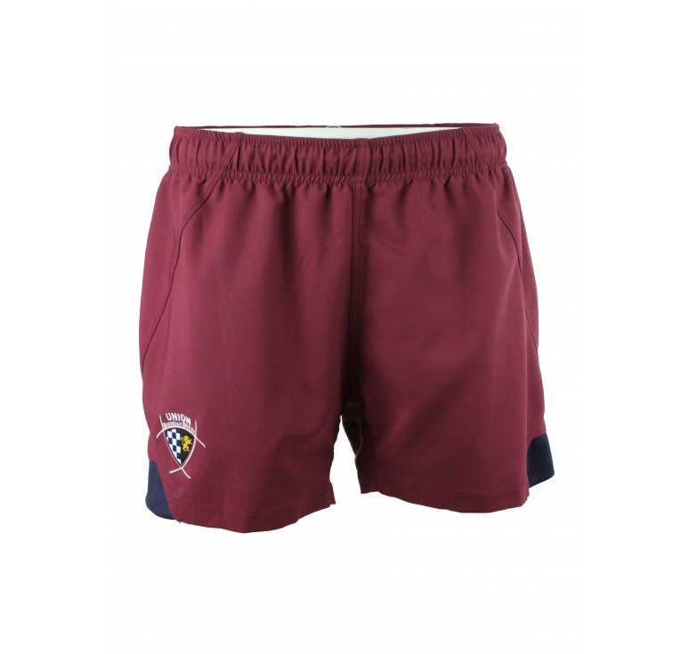 Short Rugby Adulte - Unions Bordeaux Bègles domicile 2016/2017 Kappa