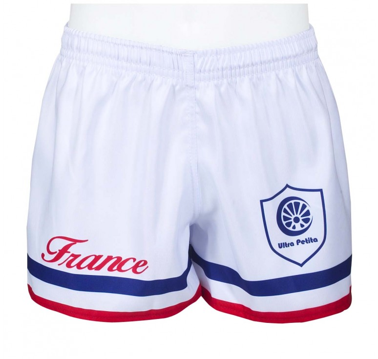 Short Rugby homme - France Ultra Petita