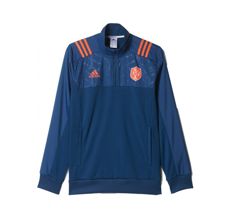 Sweat Rugby - France Adidas