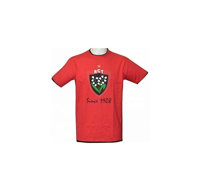 Tee-shirt RCT - Rouge Holiprom