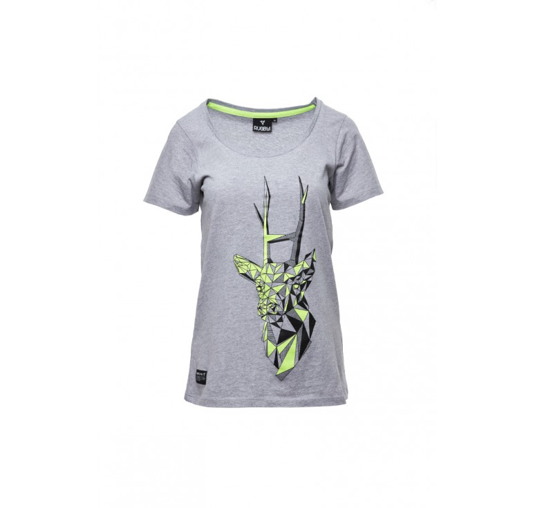 Tee-shirt Rugby Femme - Deer Rugby Division