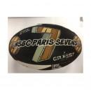 Ballon Rugby - HSBC Paris Sevens T5 Gilbert la Vente à Bas Prix