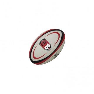Ballon Rugby - Lyon (LOU) Mini Gilbert Boutique Paris