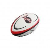 Ballon Rugby - Oyonnax T5 Gilbert à Vendre