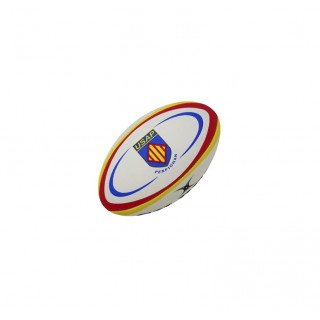 La Collection 2017 Ballon Rugby - Perpignan (USAP) T5 Gilbert