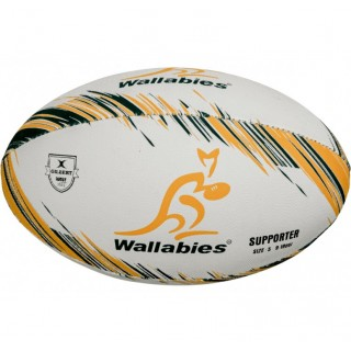 Vente Privée Ballon Rugby - Supporter Australie T5 Gilbert