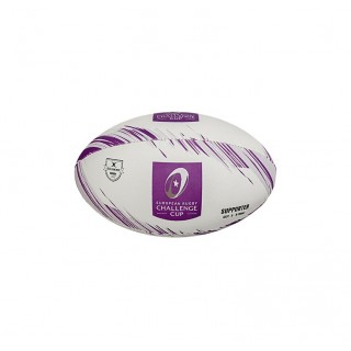 Ballon Rugby - Supporter Challenge Cup T5 Gilbert Soldes France