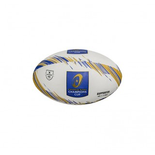 Ballon Rugby - Supporter Champions Cup T5 Gilbert Prix En Gros