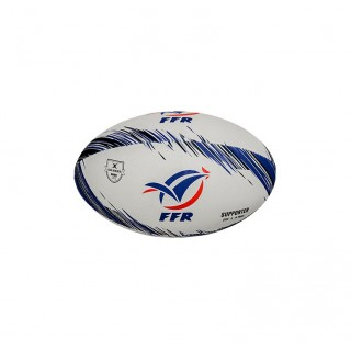 Ballon Rugby - Supporter France T5 Gilbert Réduction