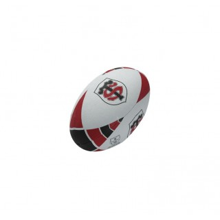 Ballon Rugby - Supporter Stade Toulousain T5 Gilbert Rabais