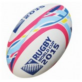 Achat Nouveau Ballon - Supporter World Cup 2015 T5 Gilbert