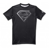 Soldes Baselayer de compression - Superman black Under Armour