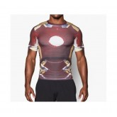 Baselayer Rugby Adulte de compression - Iron Man Under Armour Prix France
