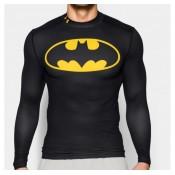 Baselayer Rugby de compression - Batman Under Armour Boutique En Ligne